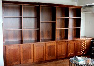 custom shelf solutions